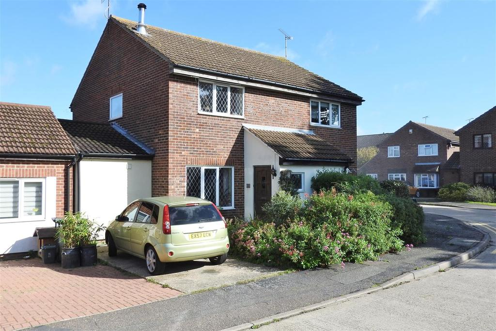 3 Bedrooms Semi Detached House for sale in Stone Path Drive, Hatfield Peverel, Chelmsford