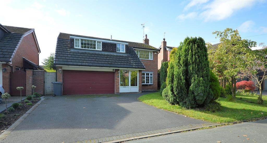 4 Bedrooms Detached House for sale in Congleton Road, Sandbach