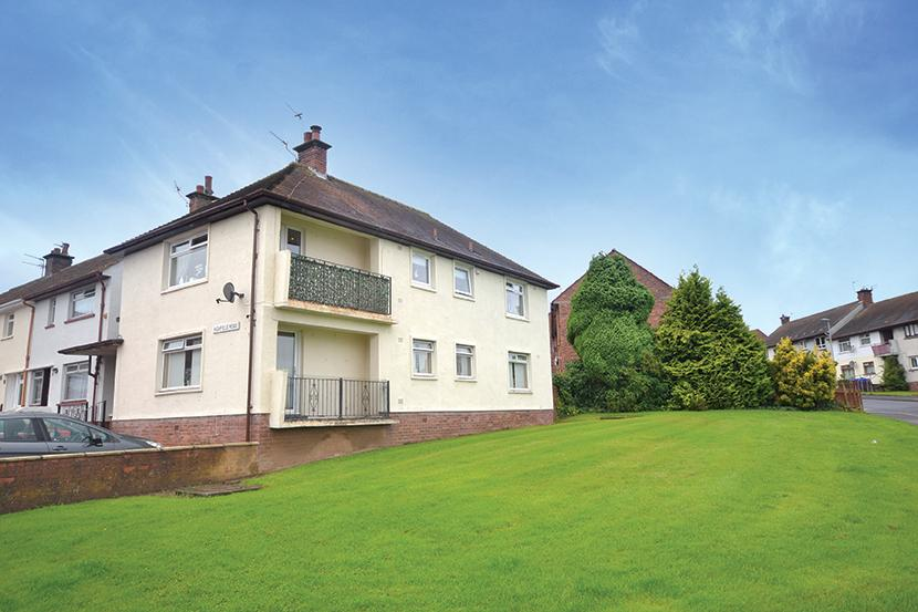 2 Bedrooms Apartment Flat for sale in 2B Highfield Road, Ayr, KA7 3SF