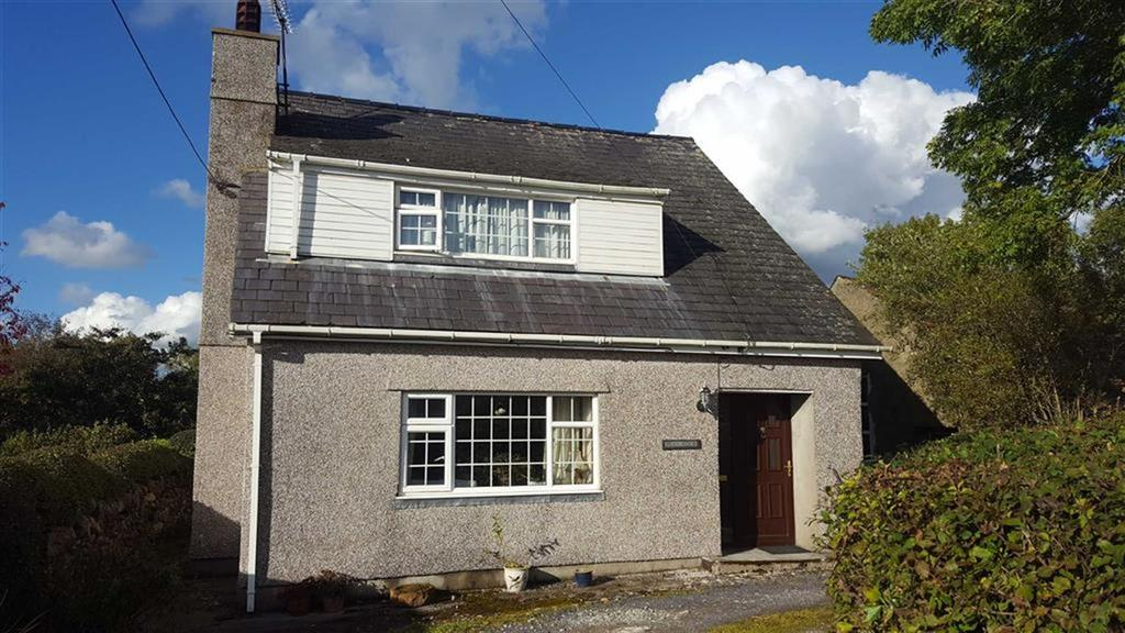 3 Bedrooms Detached House for sale in Penisarwaun, Gwynedd