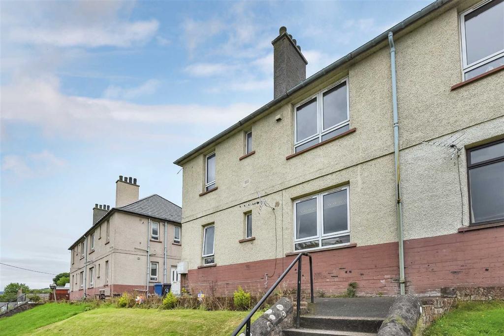 2 Bedrooms Flat for sale in Sweerie, Newburgh, Fife