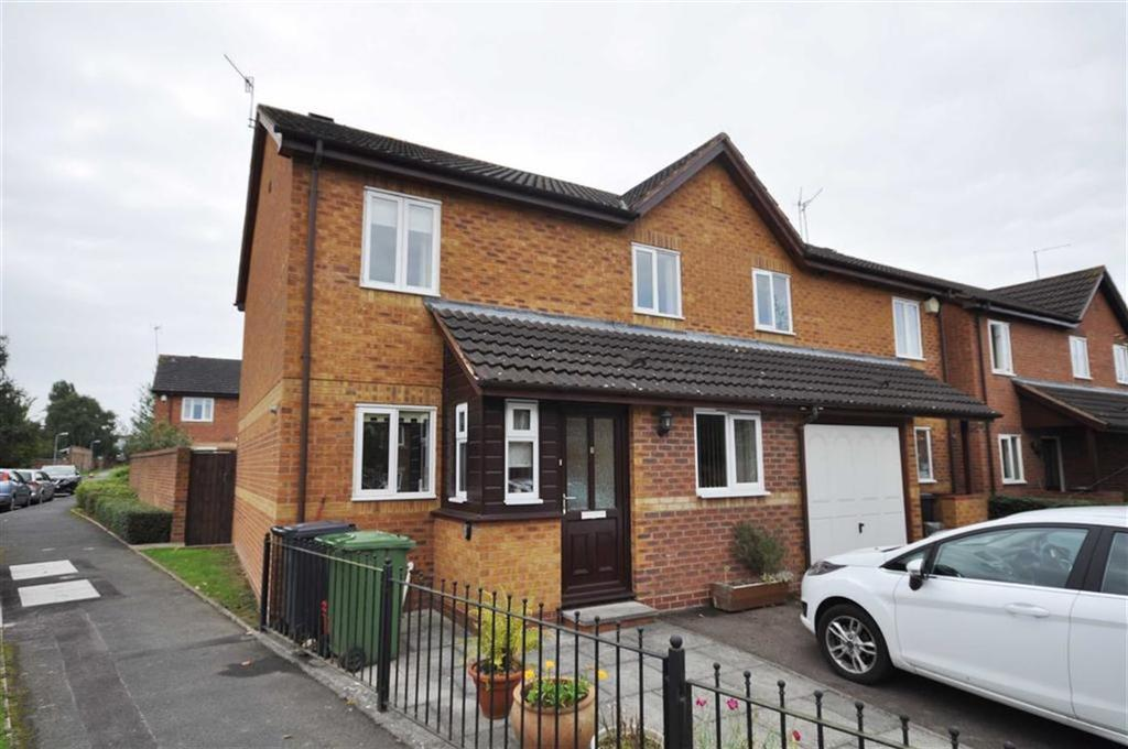 3 Bedrooms Semi Detached House for sale in Gundry Close, Leamington Spa