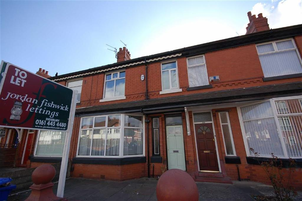 3 Bedrooms Terraced House for rent in Burton Road, West Didsbury, Manchester, M20