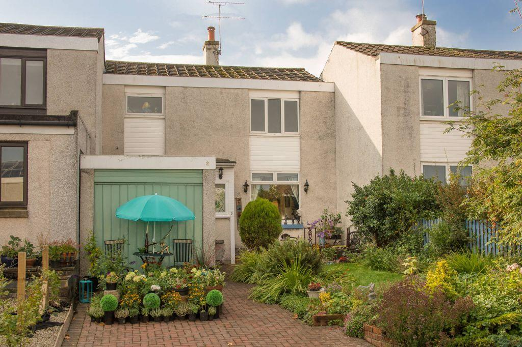 3 Bedrooms Terraced House for sale in 2 Lady Jane Gardens, North Berwick, East Lothian, EH39 4ER