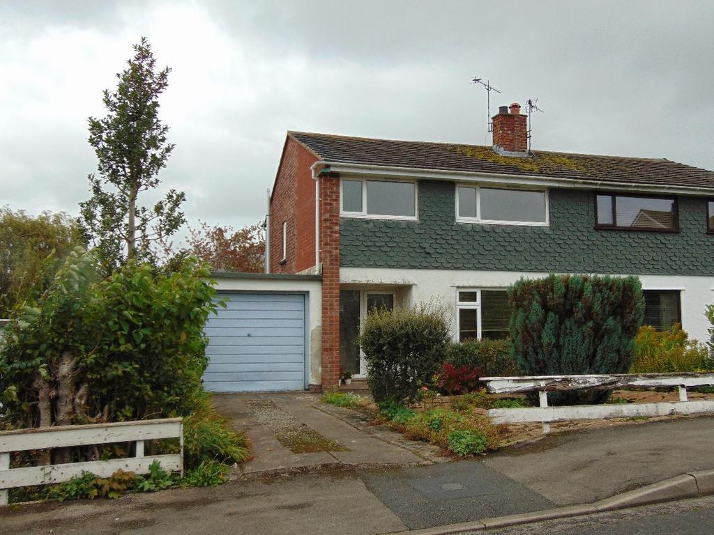 3 Bedrooms Semi Detached House for sale in 7 Albemarle Street, Cockermouth, CA13 0BG