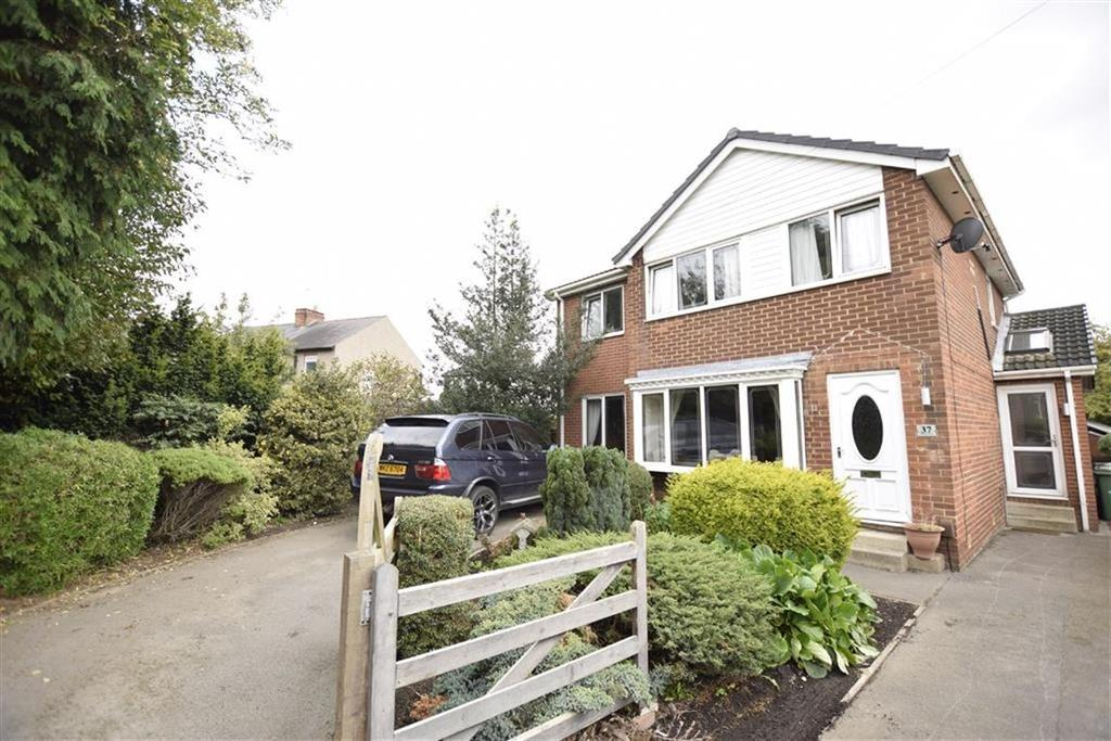4 Bedrooms Detached House for sale in The Sycamores, Horbury, WAKEFIELD, WF4