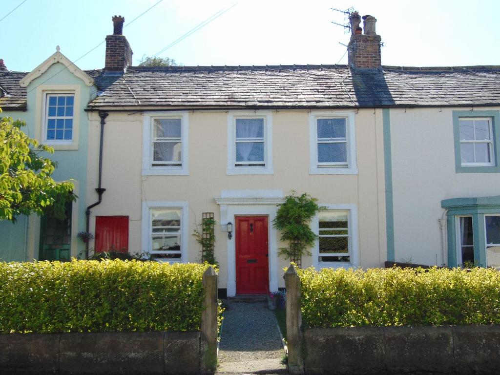 3 Bedrooms Cottage House for sale in 45 High Brigham, Brigham, Cockermouth, CA13 0TE