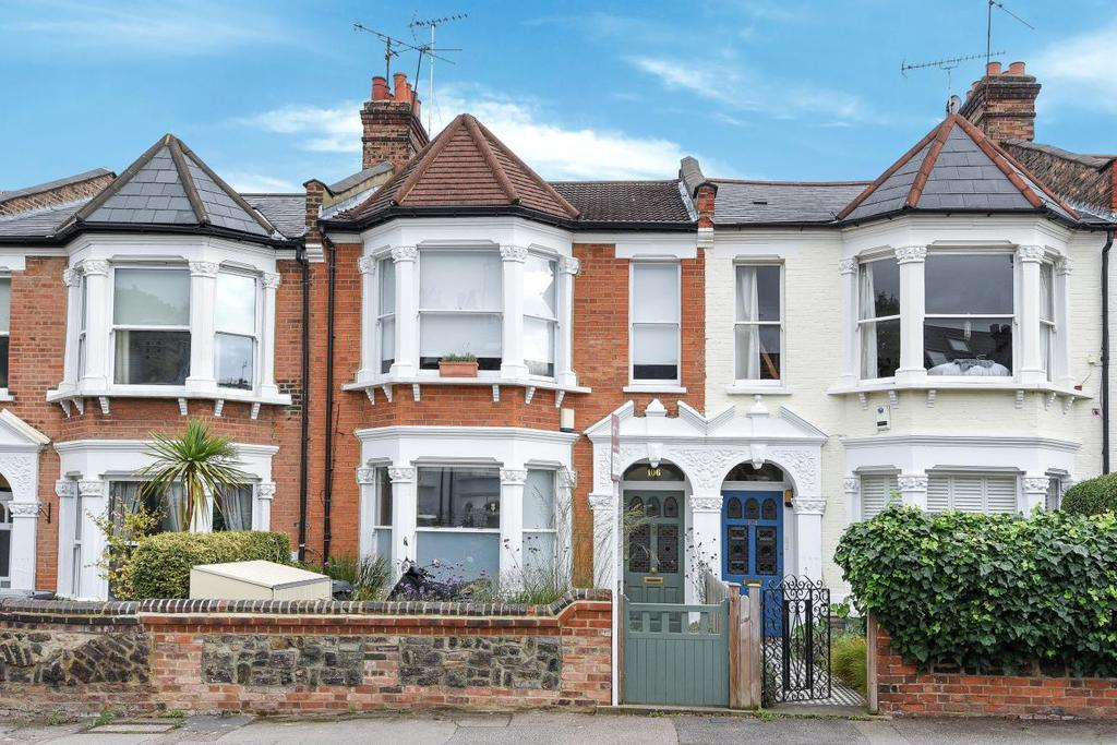 2 Bedrooms Flat for sale in Inderwick Road, Crouch End