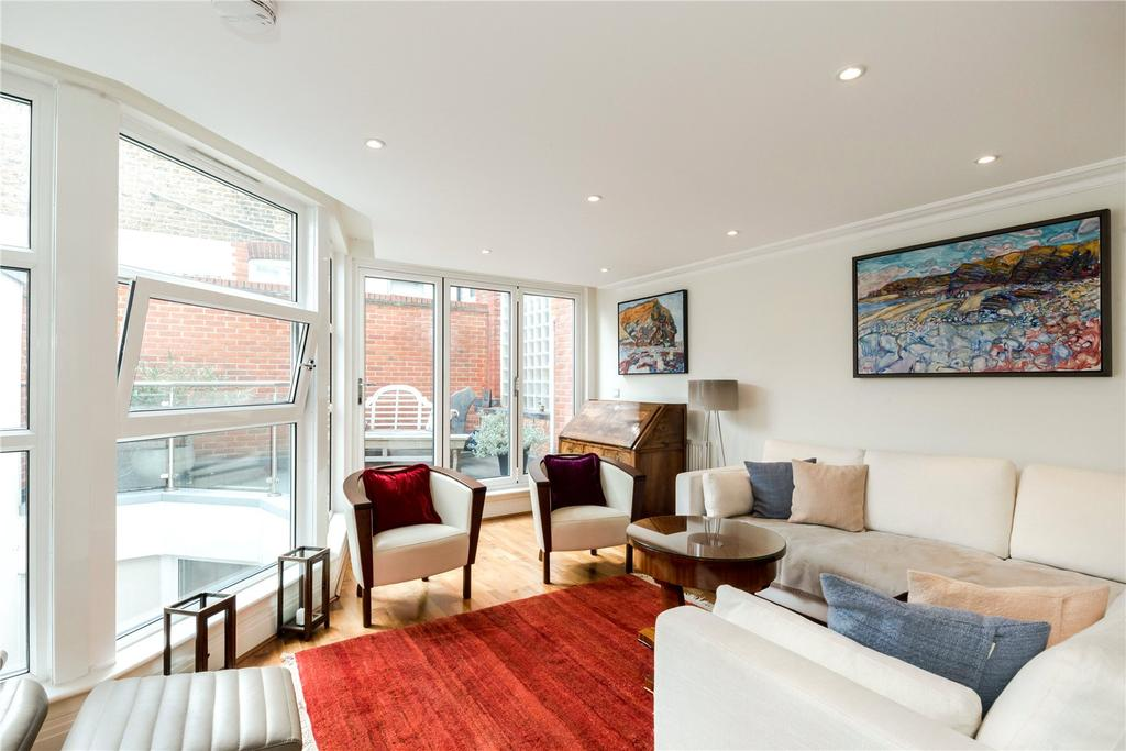 3 Bedrooms End Of Terrace House for sale in Chipstead Street, Peterborough Estate, Parsons Green, London, SW6