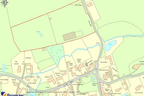 Equestrian facility for sale - Land Adjoining Home Farm House, Village Street, Pickworth, Sleaford, NG34