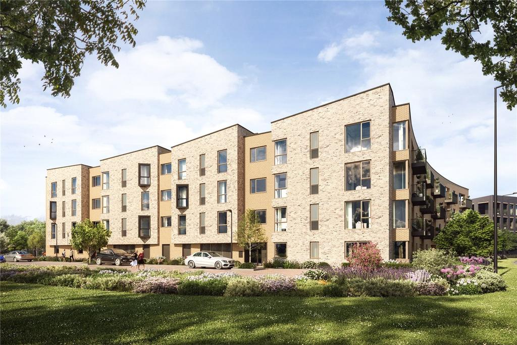 2 Bedrooms Flat for sale in Plot 40, Mosaics, Headington, Oxford, OX3