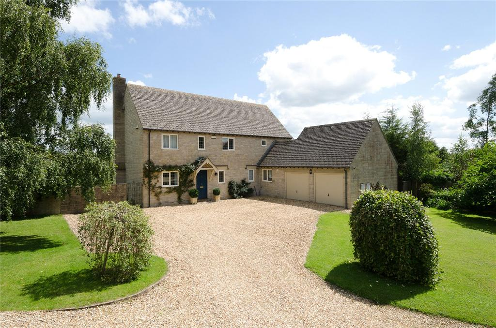 4 Bedrooms Detached House for sale in The Old Orchard, Tetbury Hill, Malmesbury, Wiltshire, SN16