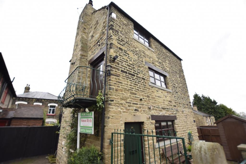 2 Bedrooms Detached House for sale in Ring O Bells Yard, Horbury, WAKEFIELD, WF4