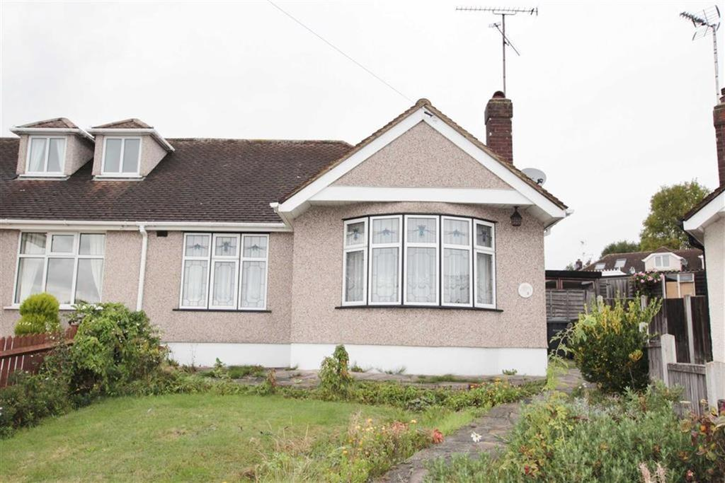 2 Bedrooms Semi Detached Bungalow for sale in Humber Close, Rayleigh, Essex