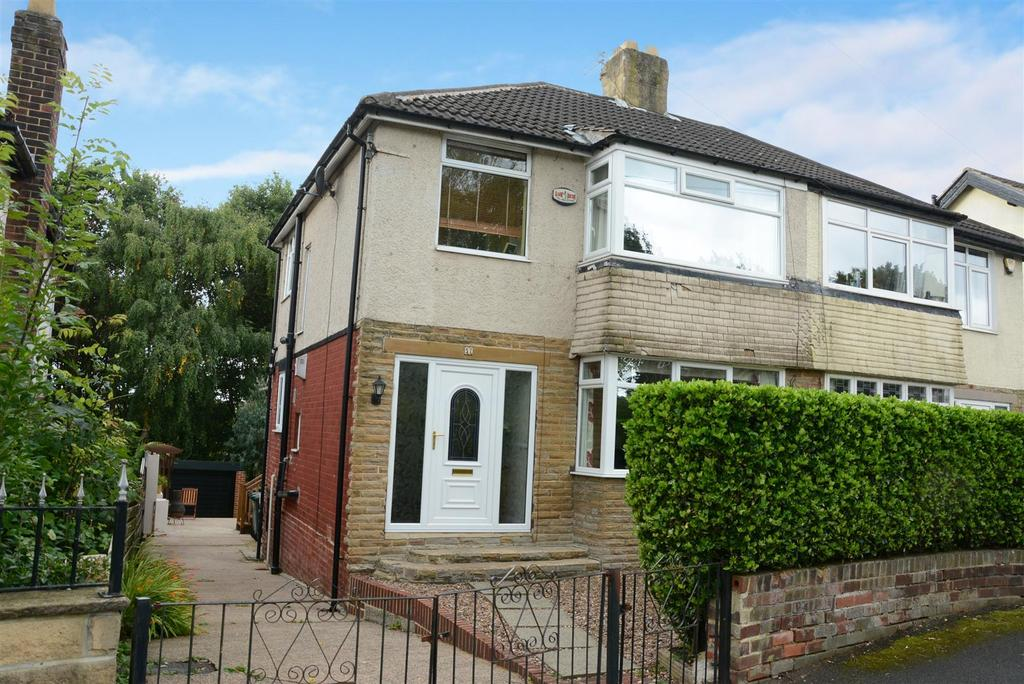 3 Bedrooms Semi Detached House for sale in Vesper Road, Kirkstall