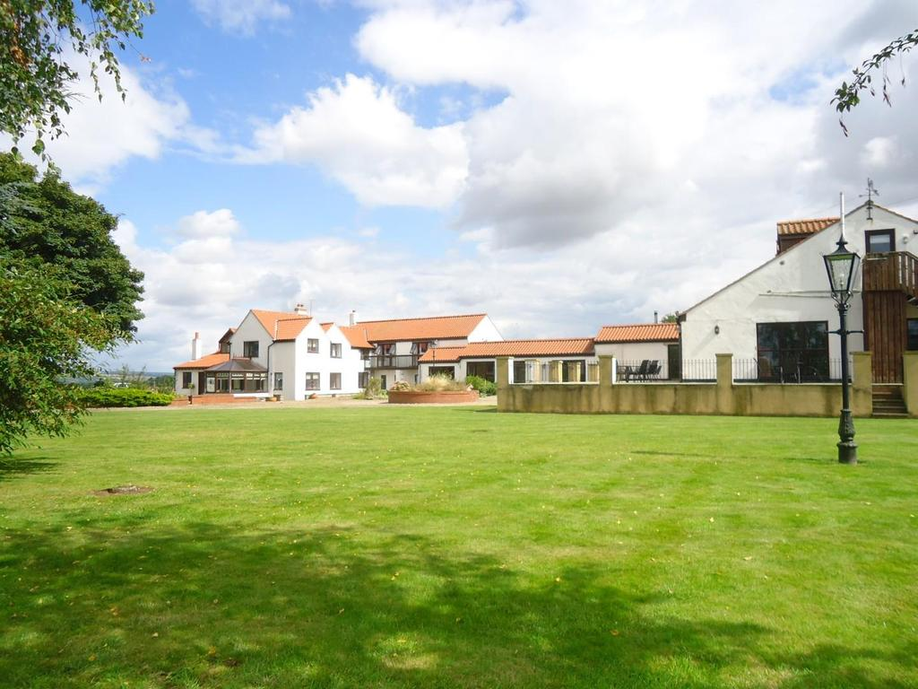 9 Bedrooms Country House Character Property for sale in Scarborough Road, East Knapton, Malton