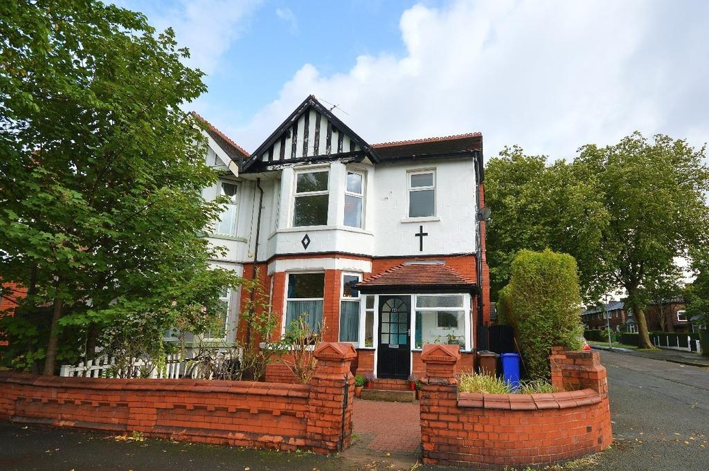 3 Bedrooms Semi Detached House for sale in Burnage Lane, Manchester