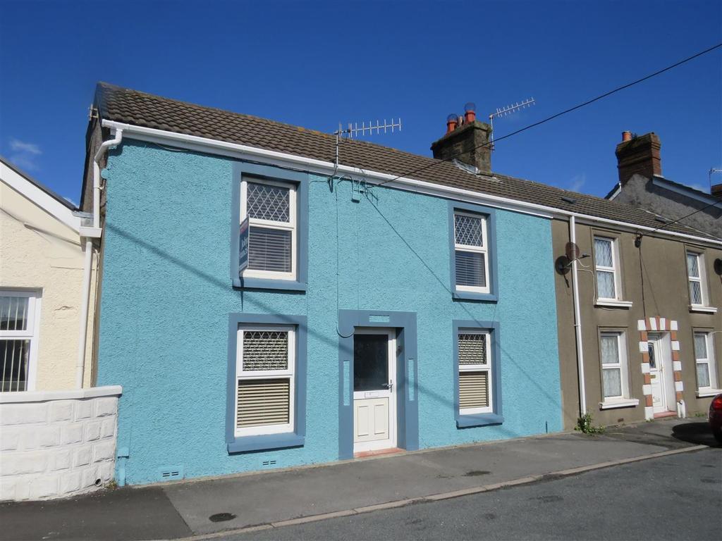 2 Bedrooms Terraced House for sale in Elkington Road, Burry Port