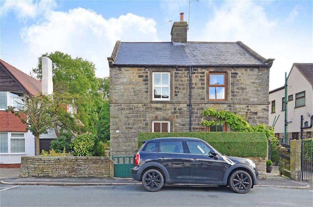 2 Bedrooms Semi Detached House for sale in 295, Twentywell Lane, Bradway, Sheffield, S17