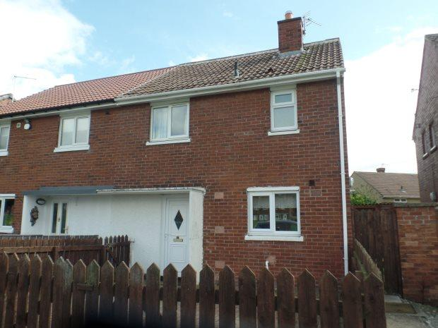 2 Bedrooms Semi Detached House for sale in LITTLE EDEN, PETERLEE, PETERLEE