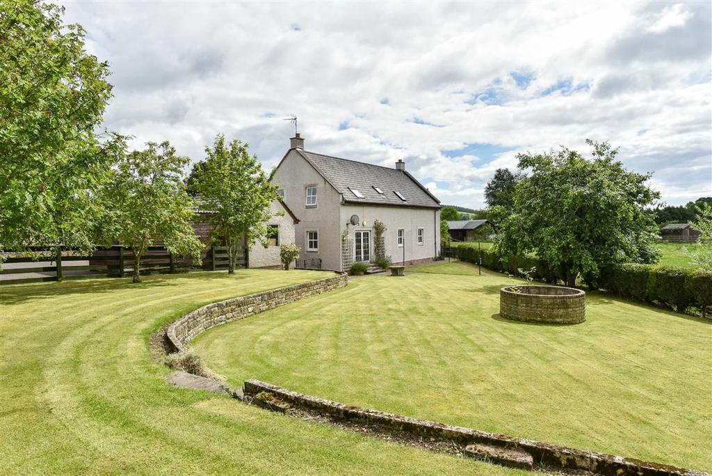 4 Bedrooms Detached House for sale in Wester Park, Brunton, Cupar, Fife