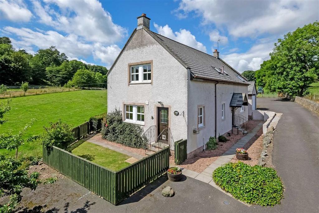 4 Bedrooms Detached House for sale in Brunton, Cupar