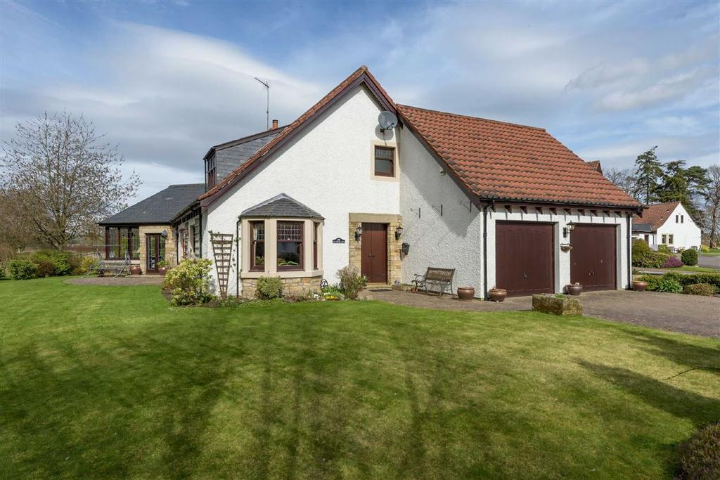 4 Bedrooms Detached House for sale in Pitlair Park, Bow Of Fife