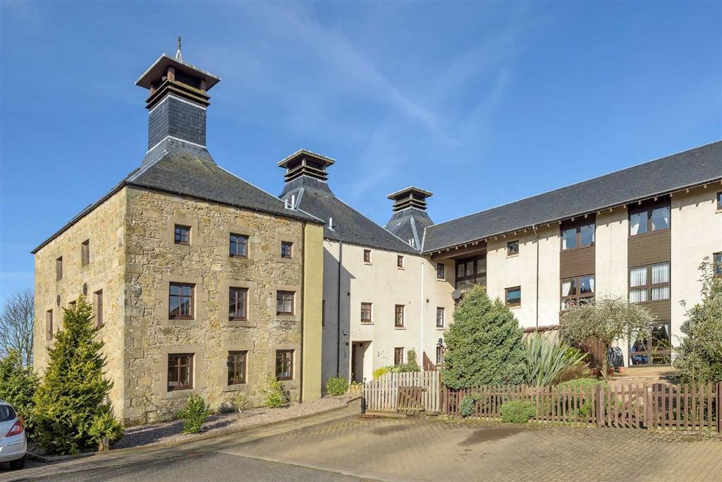 3 Bedrooms Terraced House for sale in Priestfield Maltings, Pitlessie Cupar