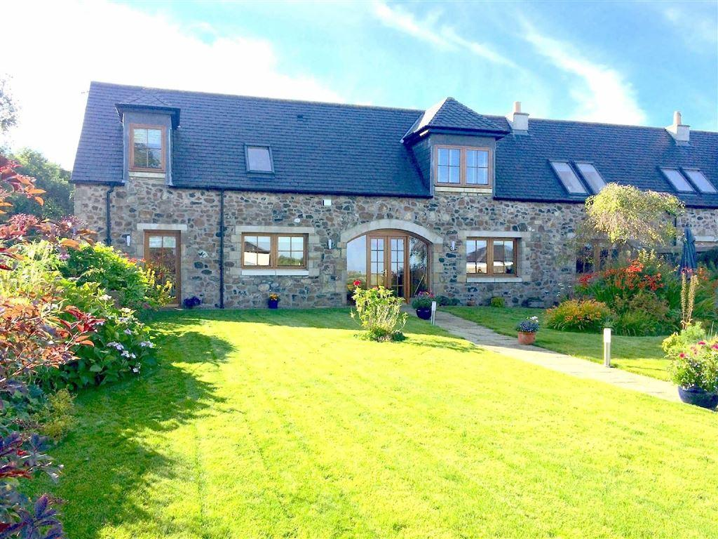 4 Bedrooms Terraced House for sale in Bankhead Courtyard, Peat Inn