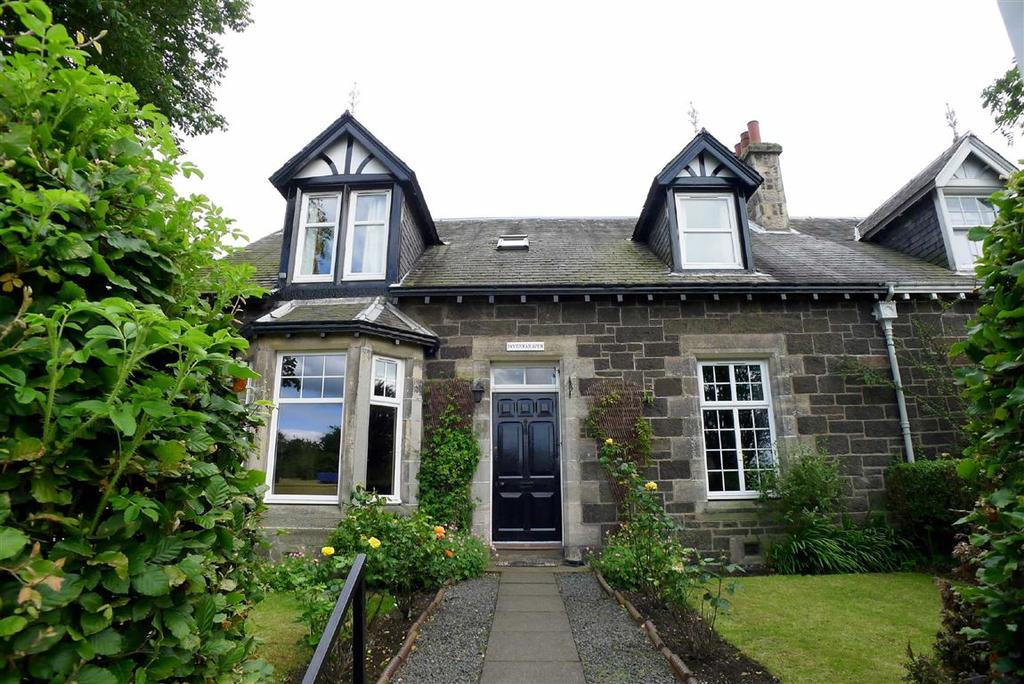 4 Bedrooms Semi Detached House for sale in Back Dykes, Abernethy, Perthshire