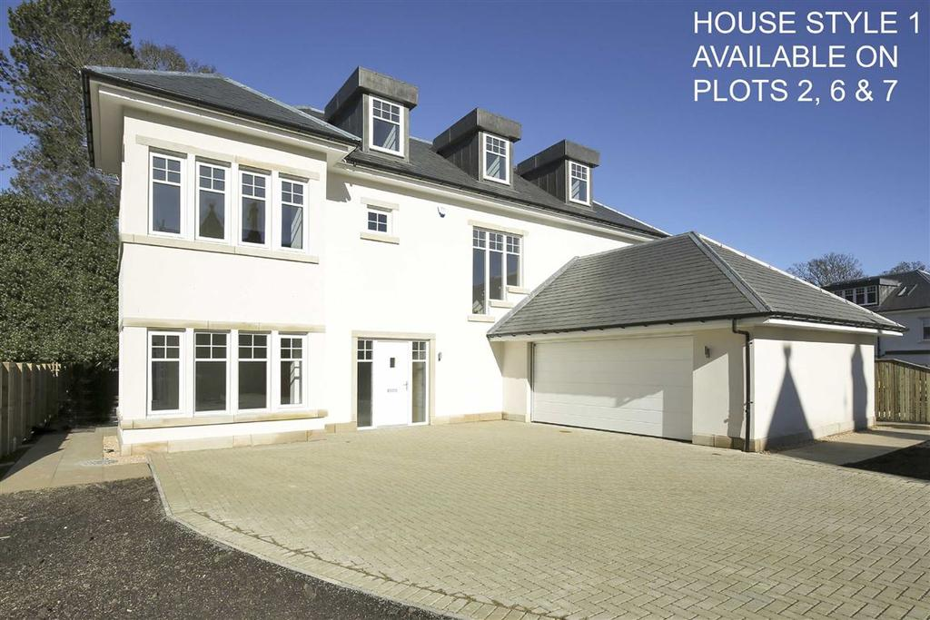 6 Bedrooms Detached House for sale in Hepburn Gardens, St Andrews