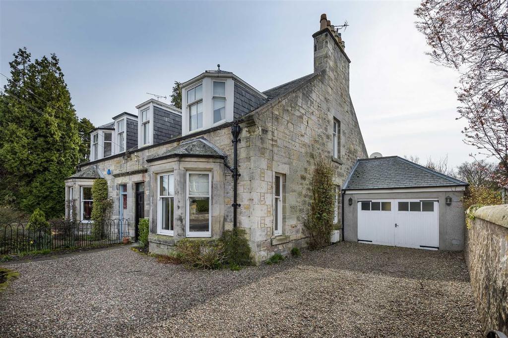 4 Bedrooms Semi Detached House for sale in Hepburn Gardens, St Andrews