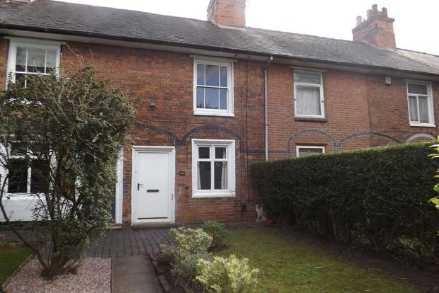 2 Bedrooms Terraced House for sale in Woodborough Road, Mapperley, Nottingham, NG3