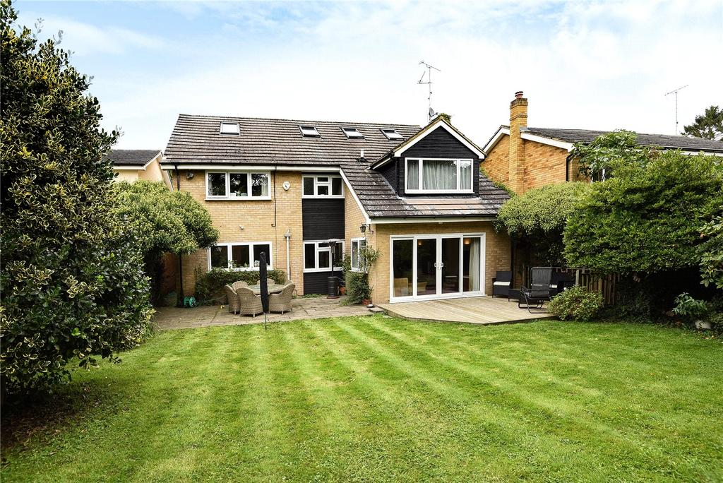 5 Bedrooms Detached House for sale in Matching Lane, Bishop's Stortford, Hertfordshire, CM23