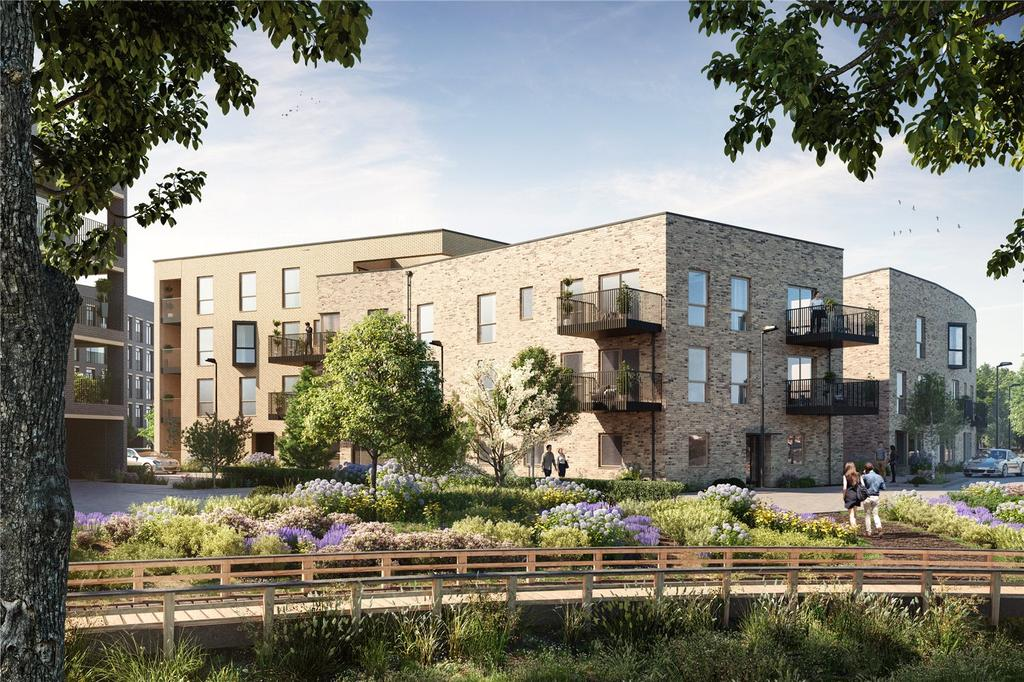 2 Bedrooms Flat for sale in Plot 16, Mosaics, Headington, Oxford, OX3