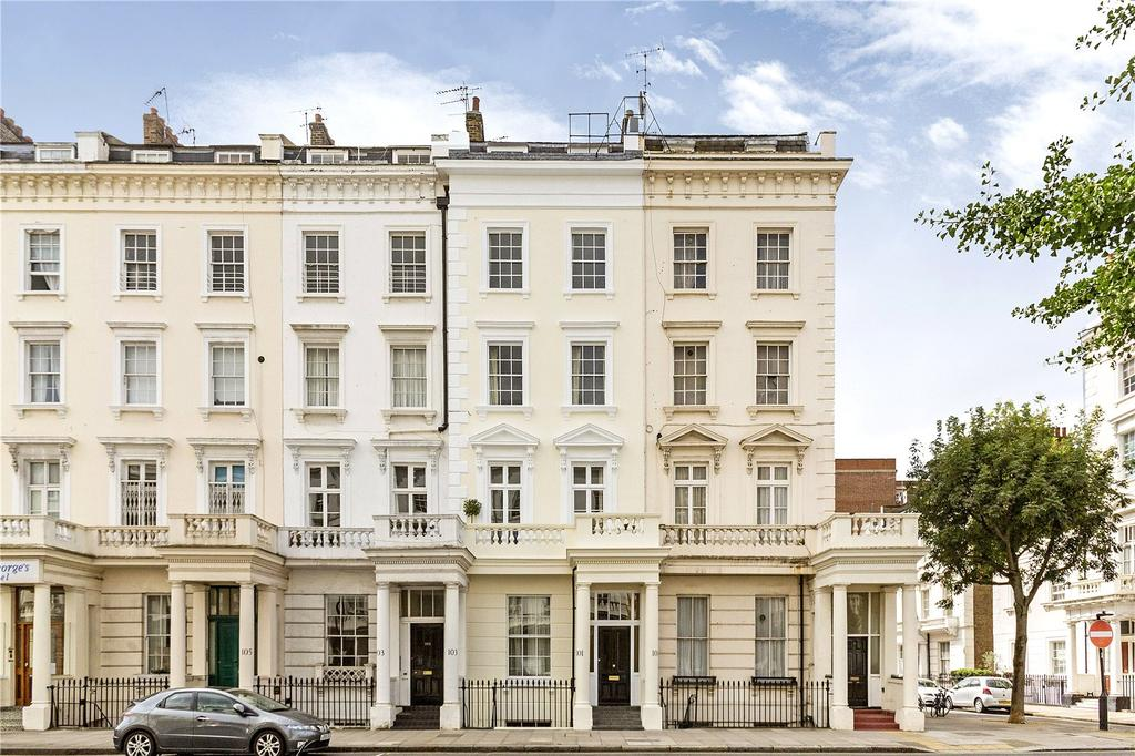 2 Bedrooms Flat for sale in St. George's Drive, London, SW1V