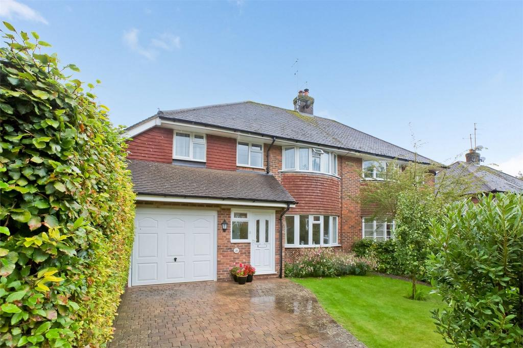 4 Bedrooms Semi Detached House for sale in Mildmay Road, Lewes, East Sussex