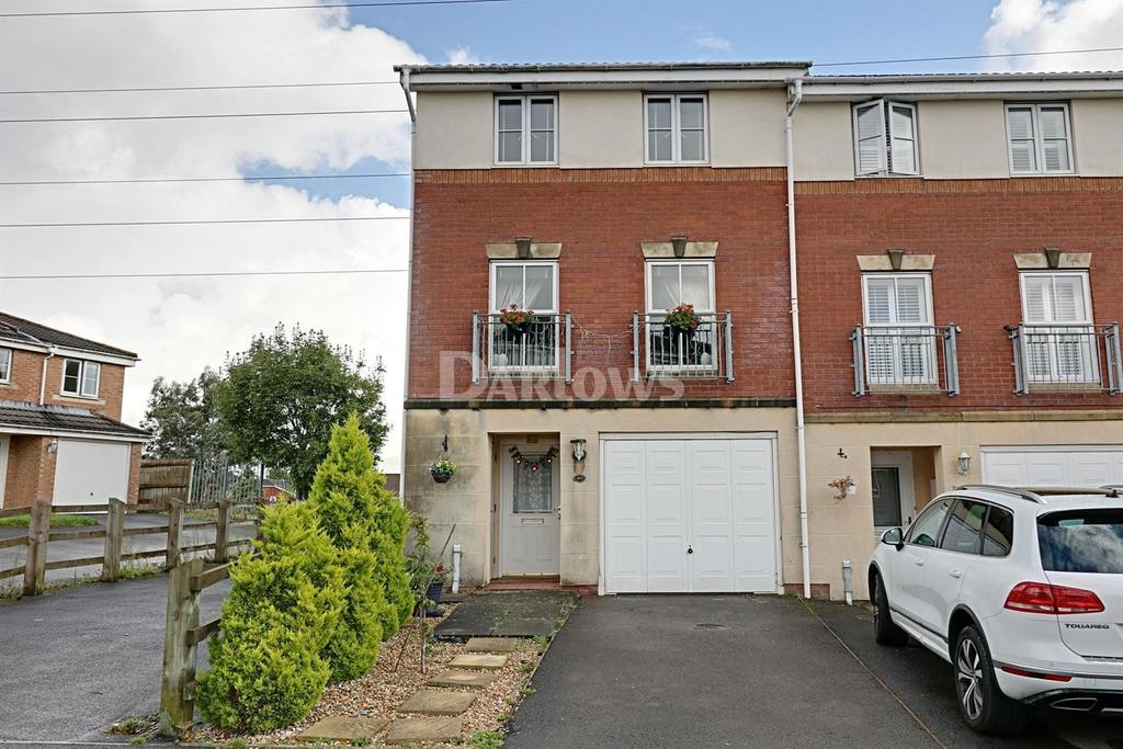 3 Bedrooms End Of Terrace House for sale in Youghal Close, Pontprennau, Cardiff, CF14
