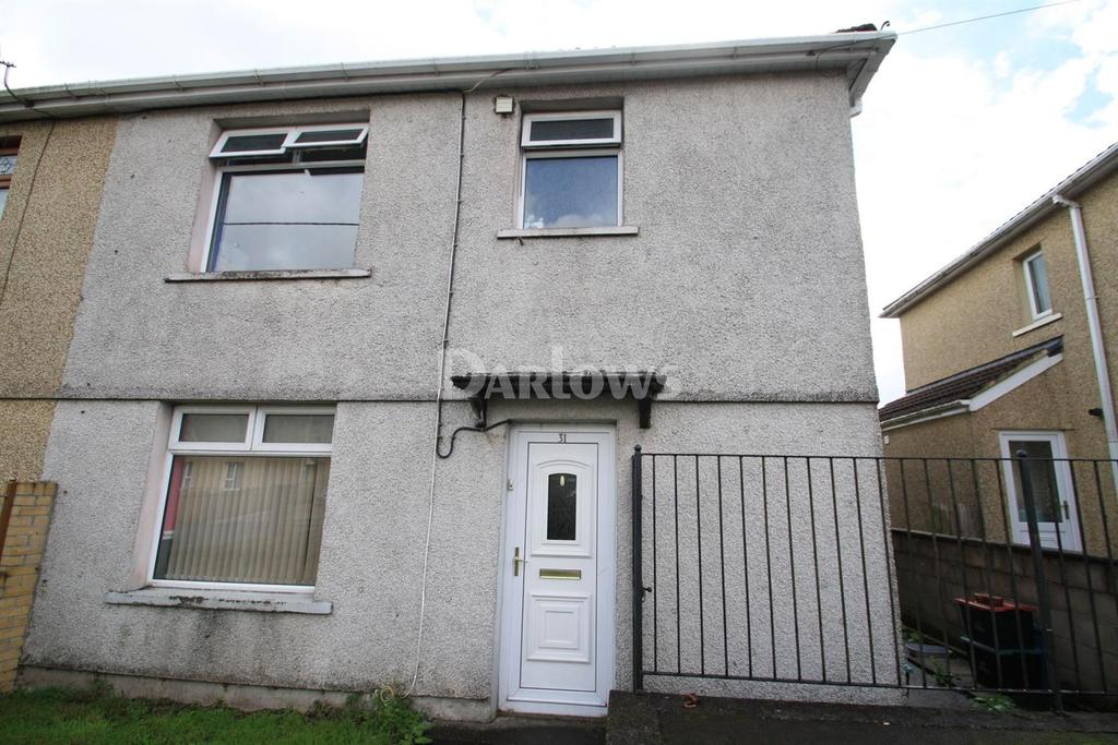 3 Bedrooms Semi Detached House for sale in Osborne Road, Brynmawr, Blaenau Gwent