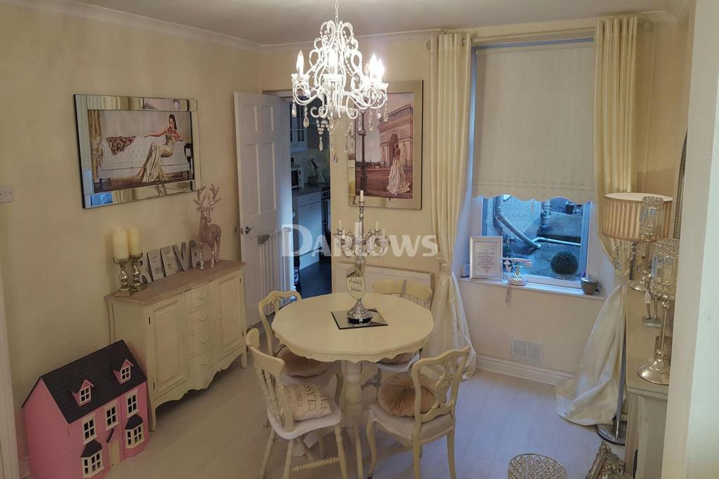 2 Bedrooms Terraced House for sale in Rhyd Terrace, Georgetown, Tredegar, Gwent