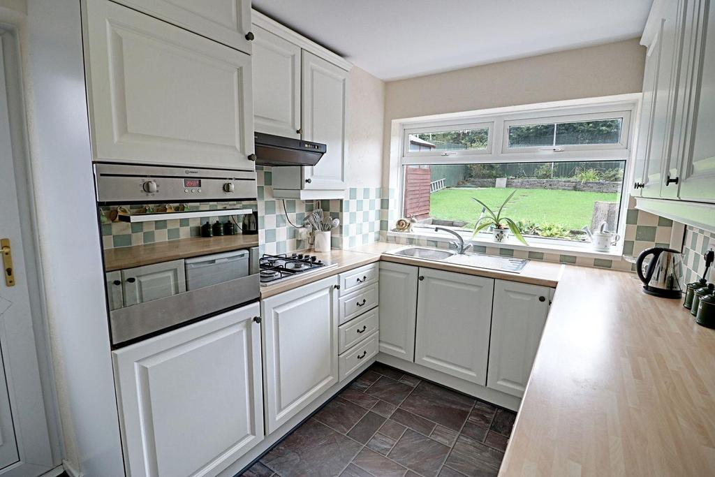 3 Bedrooms Semi Detached House for sale in Oaks End Close, Glyn Gaer