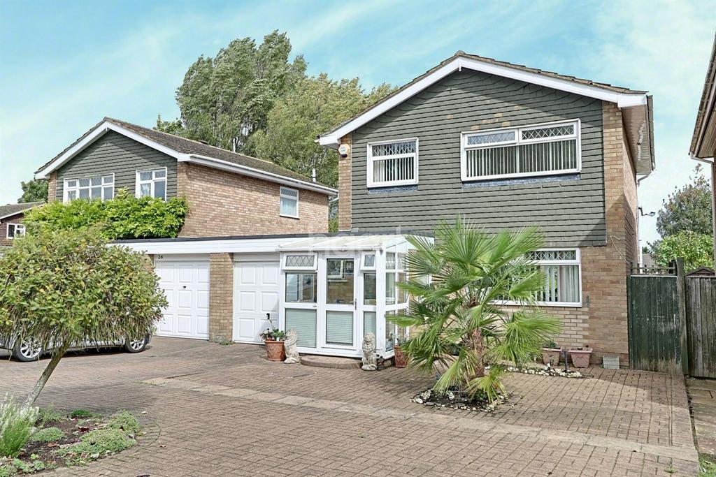 3 Bedrooms Detached House for sale in Windmill Hill Area