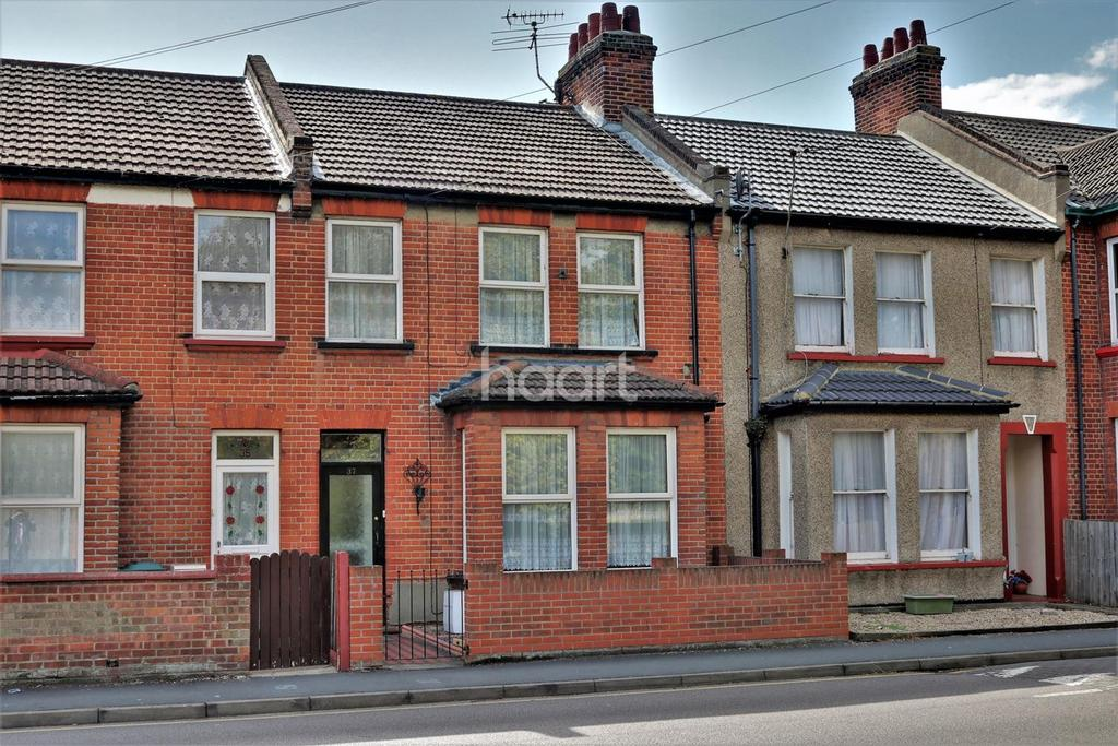 3 Bedrooms Terraced House for sale in Clacton-on-sea