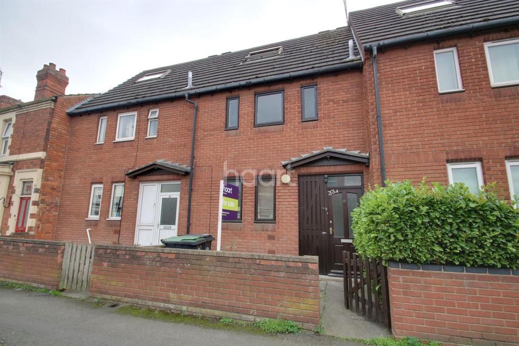 3 Bedrooms Terraced House for sale in Moor Road, Rushden