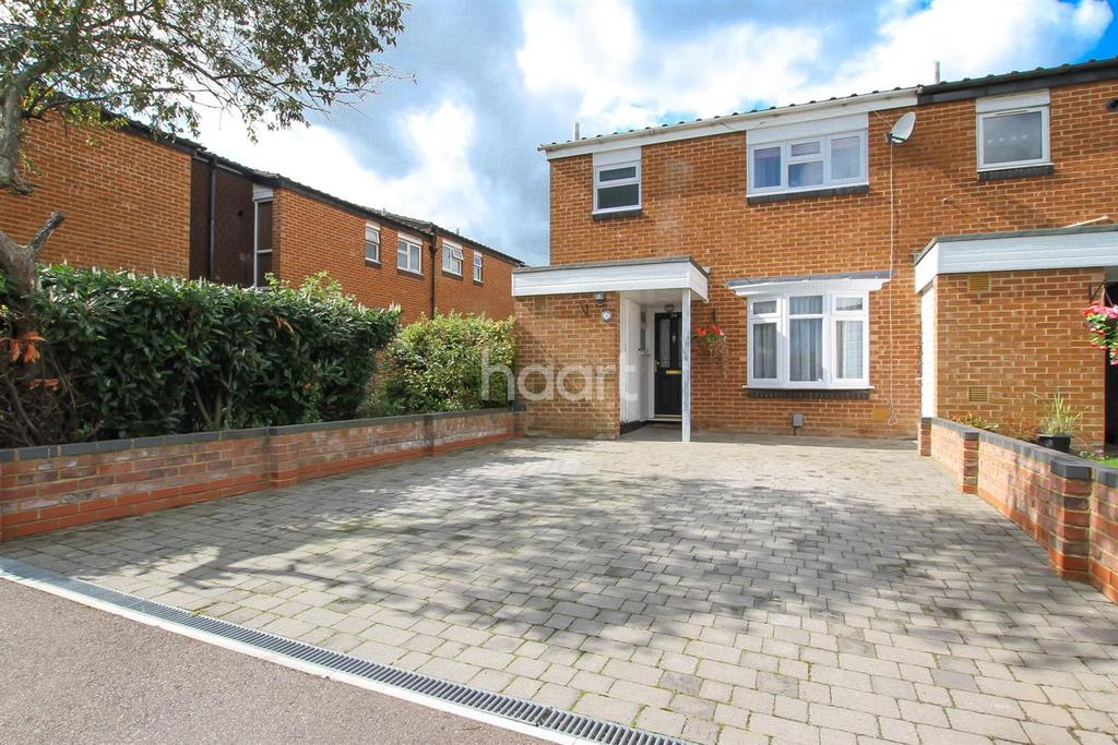 3 Bedrooms End Of Terrace House for sale in Drovers Way
