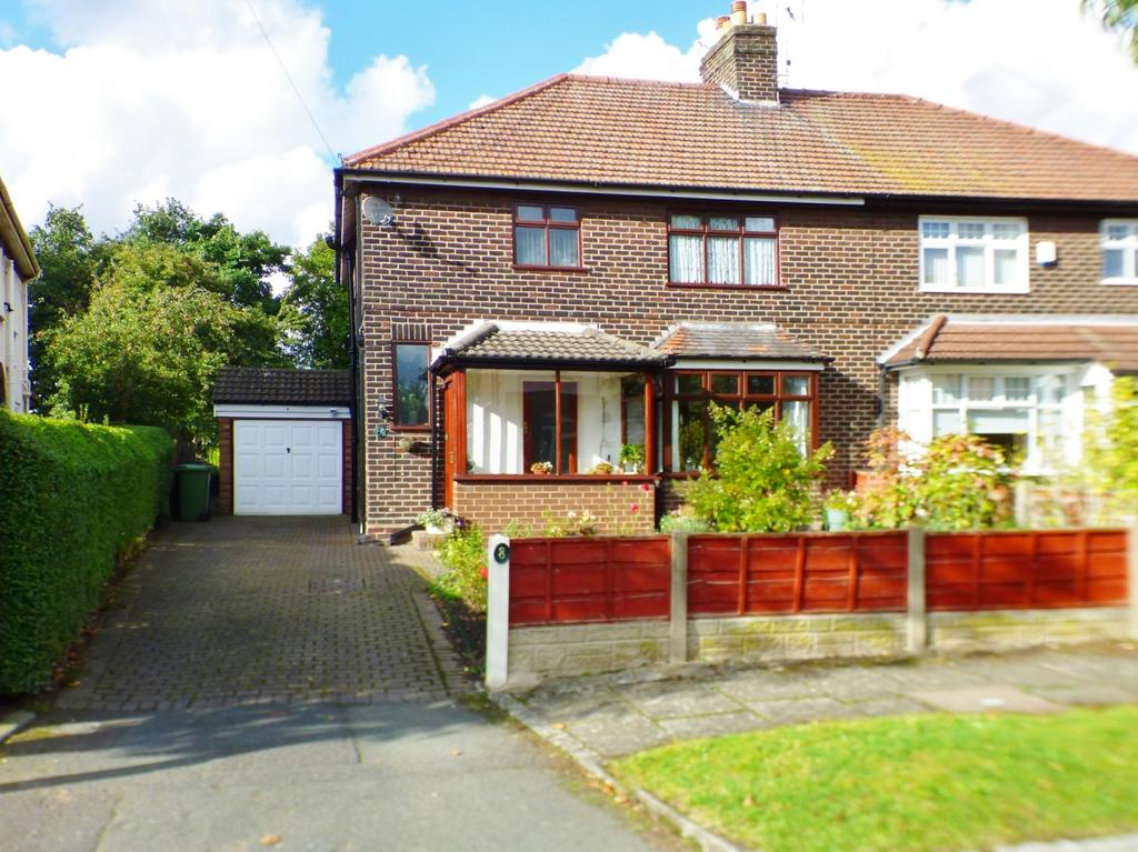 3 Bedrooms House for sale in Woodland Avenue, Widnes