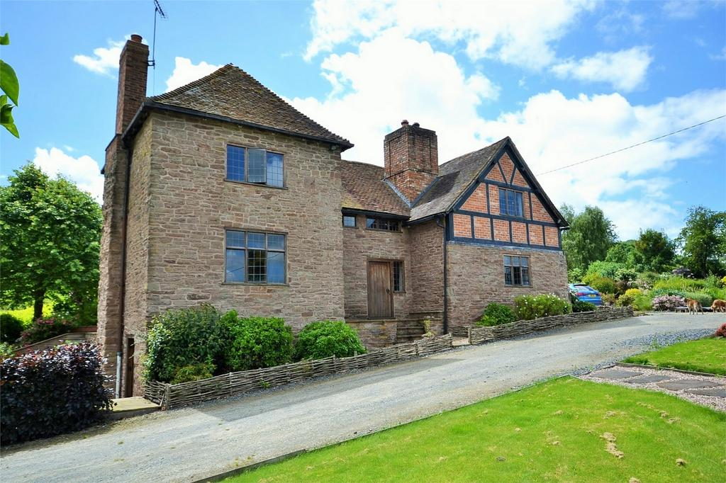 4 Bedrooms Detached House for sale in St Michaels, TENBURY WELLS, Herefordshire