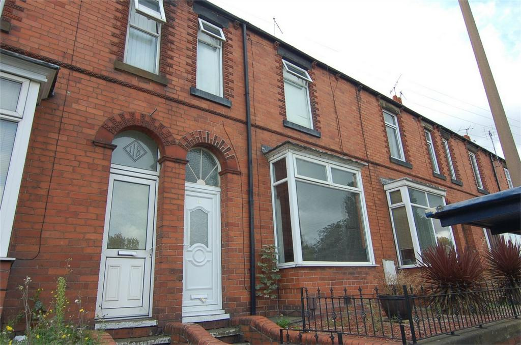 3 Bedrooms Terraced House for sale in Park Street, Wombwell, Barnsley