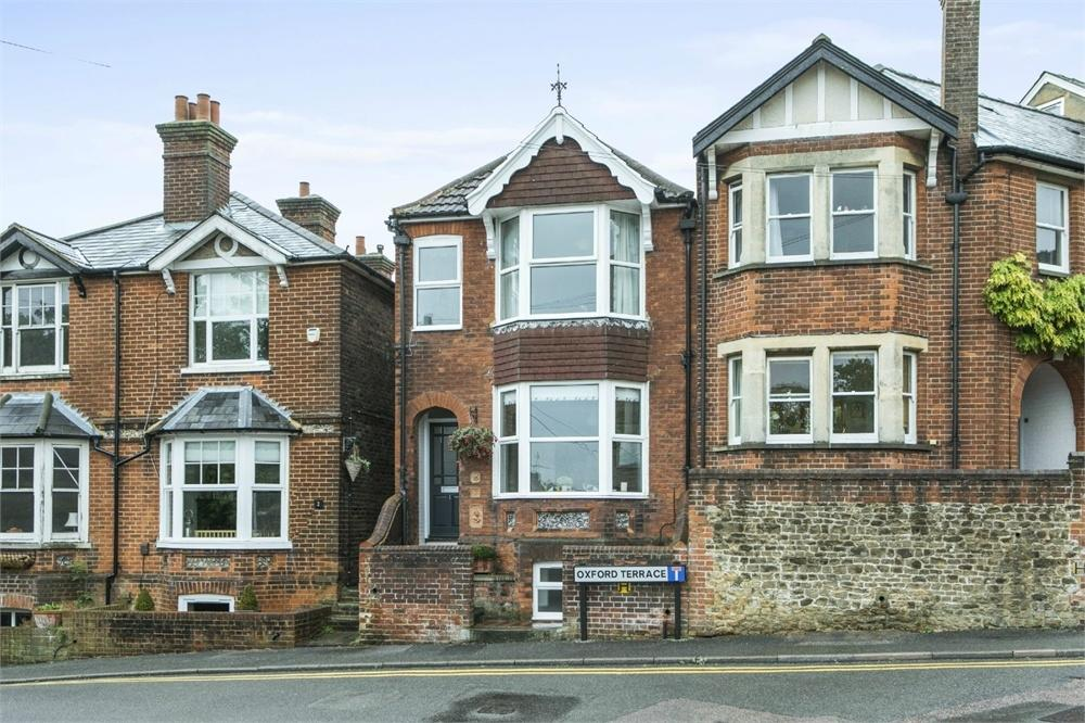 3 Bedrooms Semi Detached House for sale in Oxford Terrace, Guildford, Surrey, UK