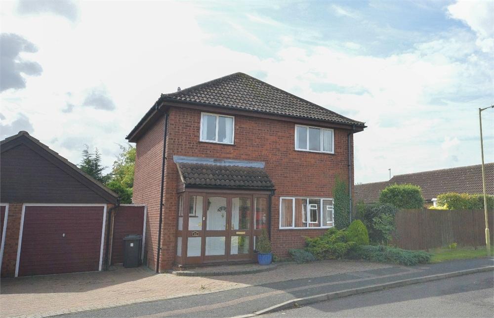 3 Bedrooms Detached House for sale in Badgers, BISHOP'S STORTFORD, Hertfordshire